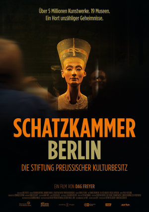 Schatzkammer Berlin - Poster | Dokumentation