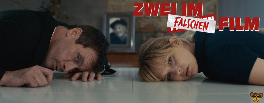 The Commuter - BluRay-Cover   Komödie über Pärchen