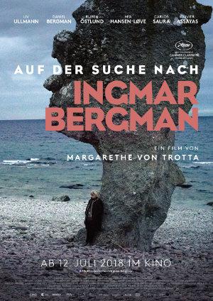 Auf der Suche nach Ingmar Bergman - Poster   Dokumentarfilm