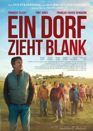 Ein Dorf zieht blank - Poster | Komödie