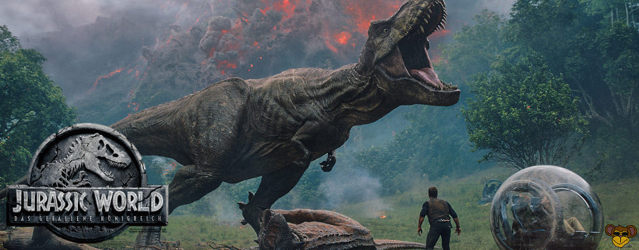 Jurassic World the fallen Kingdom - Review