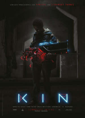 Kin - Poster | Action, Thriller