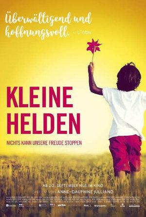 Kleine Helden - Poster | Dokumentation über kranke Kinder