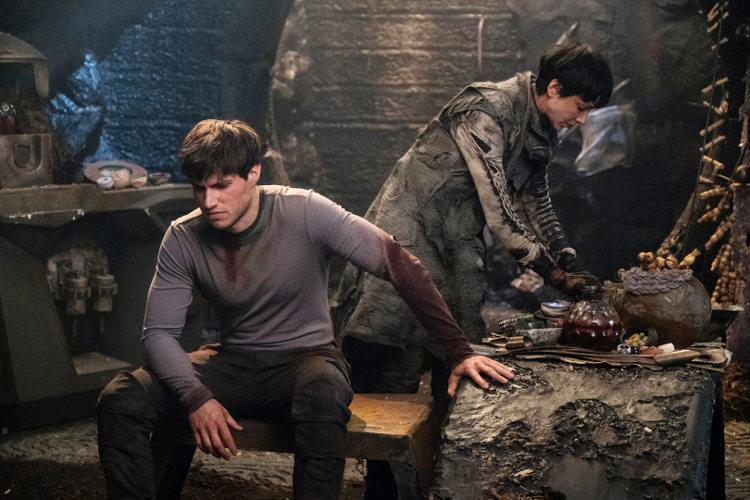 Krypton - First Look 1   Serie auf SYFY Channel