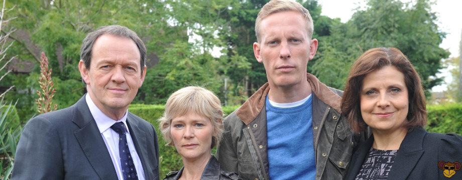 Lewis - der Oxford Krimi - Teambild - ganze Serie auf DVD