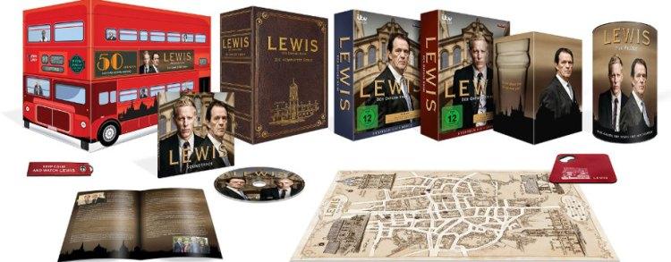 Lewis - komplettbox im Handel erhältlich