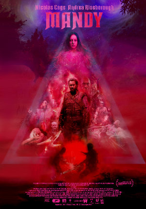 Mandy - Teaser   Horror Thriller with Nicolas Cage