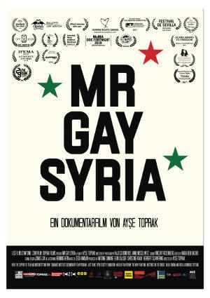 Mr Gay Syria - Poster   Drama