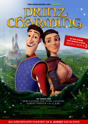 Prinz Charming - Poster | Animationsfilm