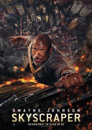 Skycraper - Poster | Action