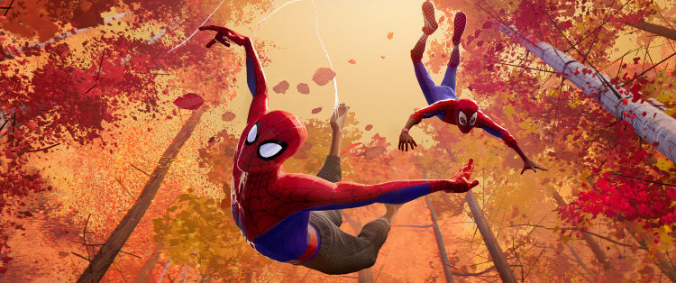 Spider-Man - a new universe - first look 1