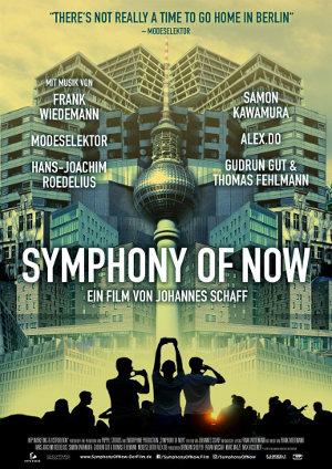 Symphony of now - Poster | Dokumentation