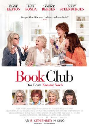 Book - Club - Poster   Komödie
