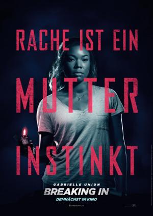Breackin in - Poster   Thriller