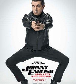 Johnny English - Man lebt nur dreimal - Poster | Komödie mit Rowan Atkinson