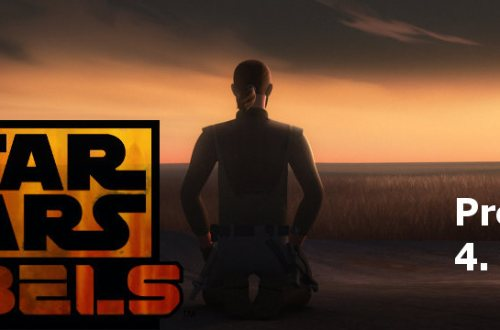 Star Wars Rebels - Review Season 4 Episode 1 +2 | Quelle Disney Channel