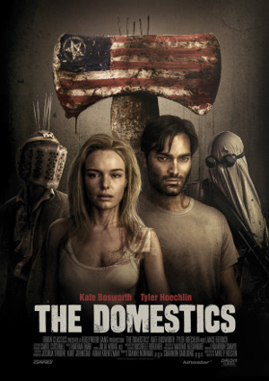The Domestic - Poster | Horrorthriller