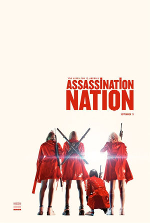 Assassination nation - Teaser   Thriller