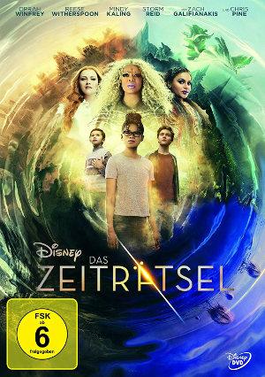 Das Zeiträtsel - DVD-Cover
