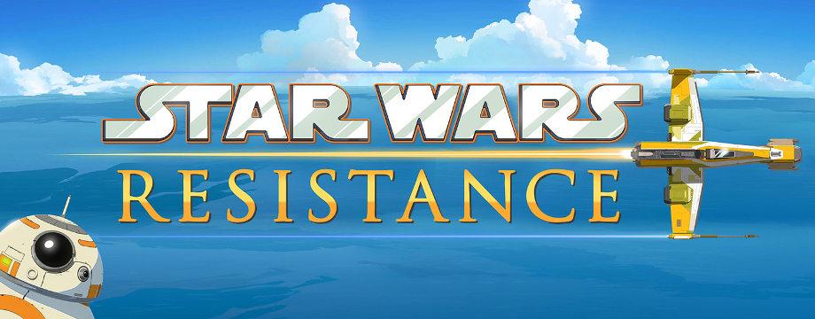 Star Wars Resistance - First Look | Ab 13. Oktober 2018 auf Disney XD