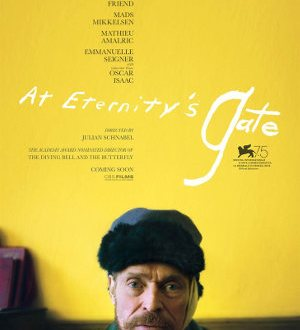 At Eternity's Gate - Teaser | Biopic with Willem Dafoe