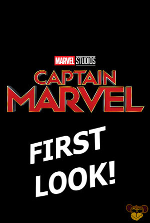 Captain Marvel - First Look