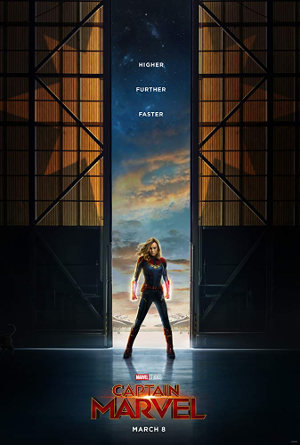 Captain Marvel - Teaser | erster Trailer