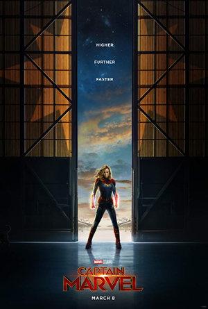 Captain Marvel - Teaser   erster Trailer