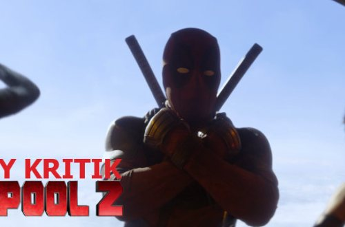 Deadpool 2 - Blu-Ray Kritik | Toller Film mit Soße scharf