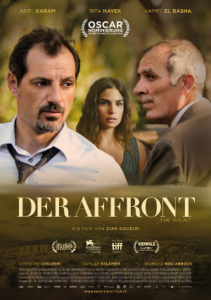Der Affront - The Insult - Poster | Drama