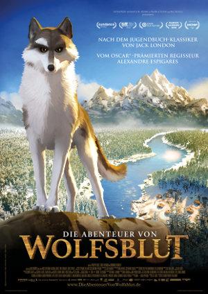 Die Abenteuer von Wolfsblut - Poster | Nach dem Roman von Jack London