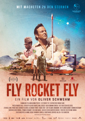 Fly rocket fly - Poster | Dokumentation