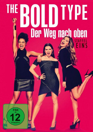 The bold Type Season 1 - DVD-Cover