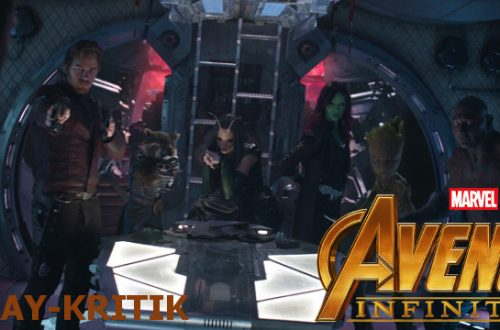 Avengers Infinity War - BluRay-Kritik | Guardians of the Galaxy meet Thor