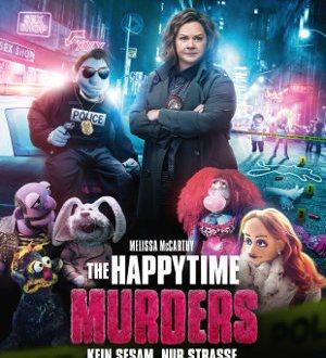 Happy Time Murders - Poster | Puppen-Schweinkram