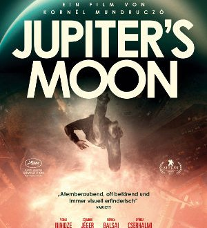 Jupiters Moon - Poster | Science Fiction Drama