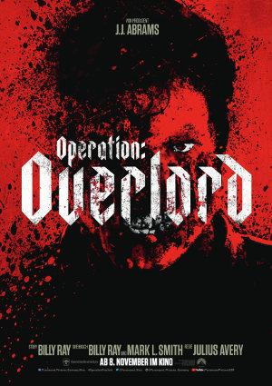 Operation Overlord - Poser | Horror-Thriller