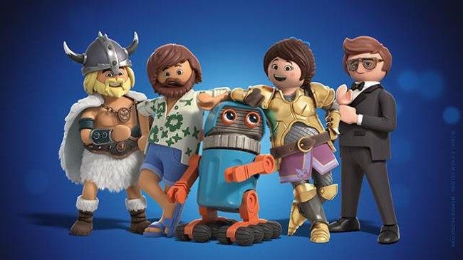 Playmobil der Film - first look | Animationsfilm