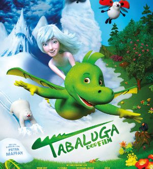 Tabaluga - Der Film - Poster | Animationsfilm Peter Maffay