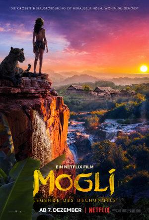 Mogli - Netflix Film - Poster
