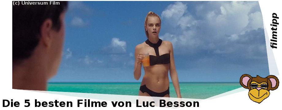 Die fünf besten Filme von Luc Besson