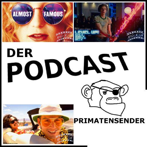 """Zum Film-Podcast """"Der Primatensender""""."""