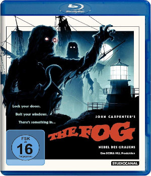 The Fog - Nebel des Grauens - BluRay-Cover