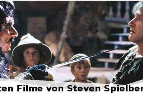 Die fünf besten Filme von Steven Spielberg | HOOK Szenenbild