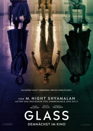 Glass - Poster | Thriller