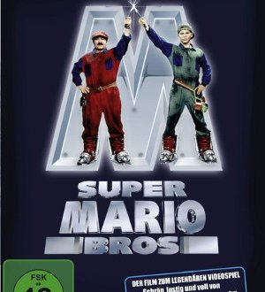 Super Mario Bros - DVD-Cover