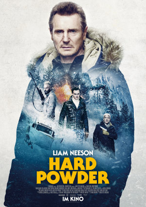 Hard Powder - Poster | Thriller