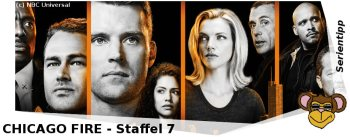 Chicago Fire - Season 7 - serientipp | Start der sibeten Staffel auf Universal Channel