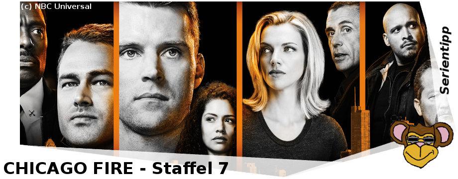 Chicago Fire - Season 7 - serientipp | Start der sibeten Staffel auf Universal Channel