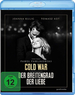 Cold War - BluRay-Cover | Drama War